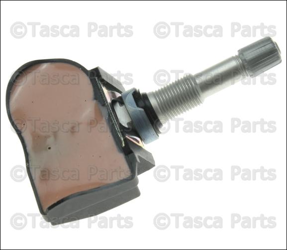 Nissan Rogue Tire Pressure Sensor: NEW OEM TIRE PRESSURE MONITORING SYSTEM TPMS SENSOR 2.5L