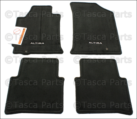 2003 nissan altima floor mats ebay. Black Bedroom Furniture Sets. Home Design Ideas
