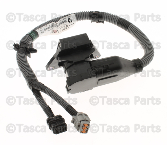 new oem 7 pin tow wire harness wiring 2010 2014 nissan frontier 999t8 br020 ebay