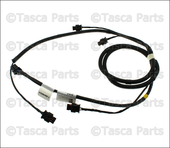 Brand New Oem Rear Bumper Park Assist Wiring Harness Cable 2007