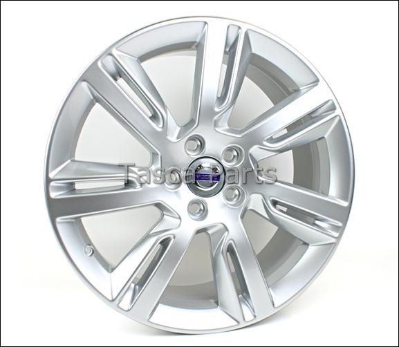 """New 18""""x8 """"Sleipner""""Aluminum Alloy Wheel 2007 2013 Volvo S60 S80 V70 XC70"""