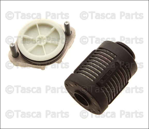 2013 Volvo Xc60 Transmission: OEM ACTIVE ON DEMAND COUPLING FILTER KIT 2009-2013 S60 S80