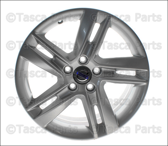 New 8x17 Sadia Aluminum Alloy Wheel 2007 2014 Volvo S60 S80 V70 31373915