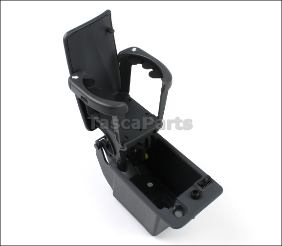NEW OEM FRONT CENTER CONSOLE CUP HOLDER 1999 2006 VOLVO S80 #8641710