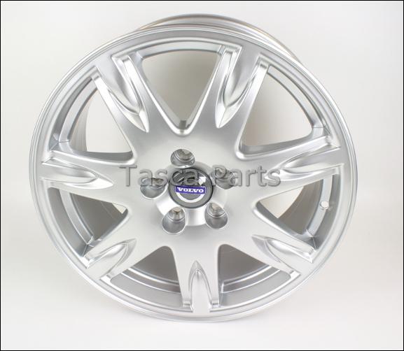 "New 17"" x 7 5"" Thor Aluminum Alloy Wheel 2001 2009 Volvo S60 2001 2007 V70"