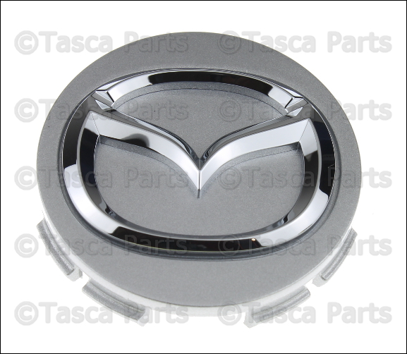New Oem Silver Emblem Center Wheel Cap Mazda 3 5 6 Cx7 Cx9 Miata Mpv Rx8 Speed6 Ebay