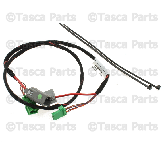 Brand New Oem Tow Bar Wiring Harness Cable 2008