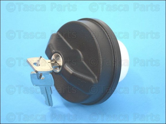 OEM-Locking-Fuel-Tapon-2001-2013-Dodge-Chrysler-Jeep-vehiculos-5278655AB miniatura 8