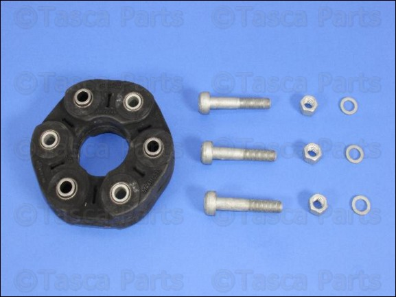CHRYSLER 300 DODGE CHALLENGER CHARGER MAGNUM DRIVESHAFT FLEX DISC JOINT KIT