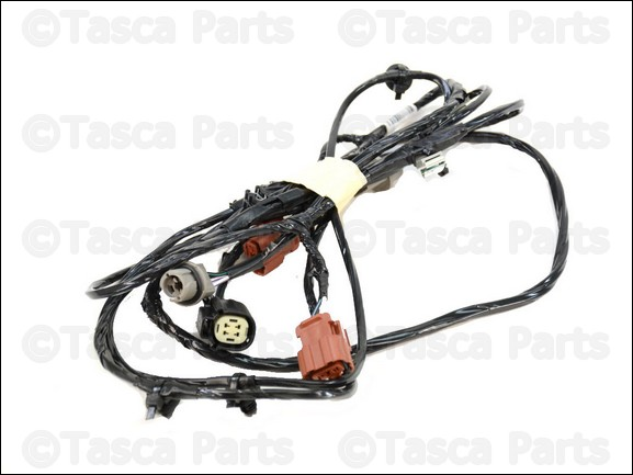 Brand new OEM Mopar Front Lamp Wiring Harness 11-14 Dodge