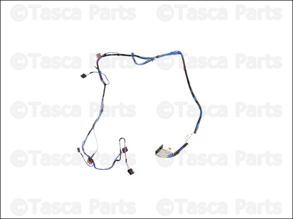 Brand New Genuine Oem Hvac System Wiring Harness Dodge Ram