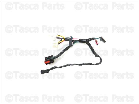 NEW OEM MOPAR STEERING WHEEL WIRING HARNESS 2014 JEEP