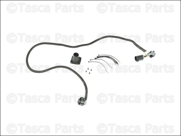 BRAND NEW GENUINE OEM MOPAR TRAILER TOW WIRING HARNESS 11