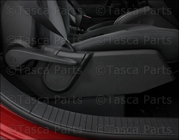 Genuine Chrysler 1RW76XDVAA Seat Recliner Handle | eBay