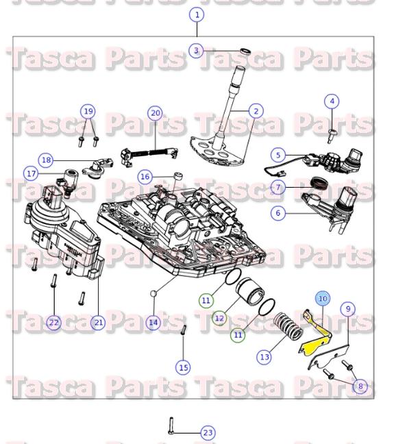 Chrysler Car Parts Wholesale