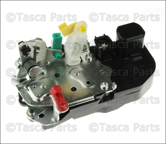New Oem Left Side Rear Door Latch Chrysler 300 Dodge Charger: Dodge Door Latch Parts At Diziabc.com
