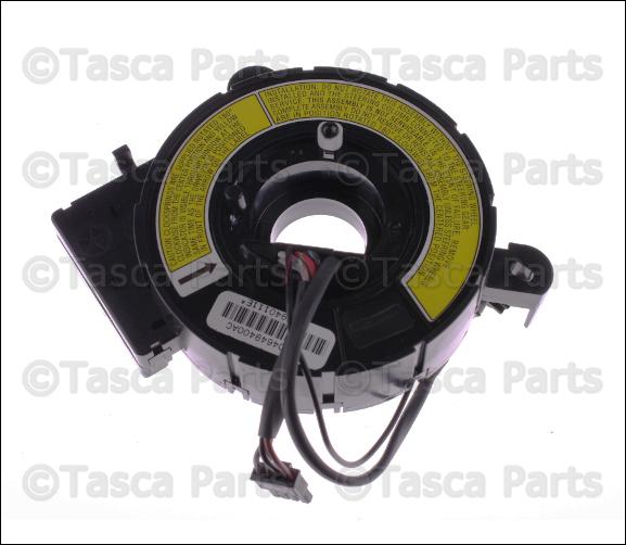 01-04 CONCORDE INTREPID 300M STEERING WHEEL AIR BAG CLOCK SPRING OEM NEW MOPAR