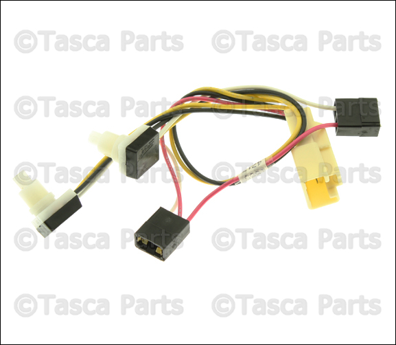 brand new oem overhead console map light wiring harness with switches dodge ram 1998 Dodge Intrepid Wiring Diagram