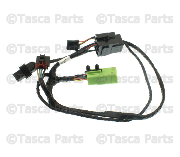 Jeep Chrysler OEM 00-01 Cherokee Blower Motor Fan-wire ...
