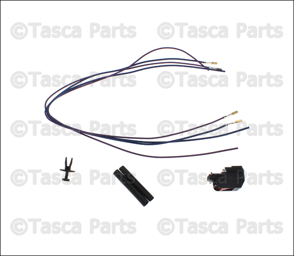 new oem mopar air intake temp sensor  u0026 wiring harness 2005