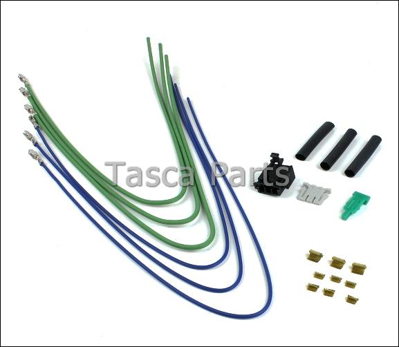 hvac blower motor resistor harness crown fits 99 01 jeep. Black Bedroom Furniture Sets. Home Design Ideas
