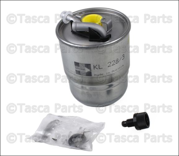 brand new oem mopar fuel filter 2007
