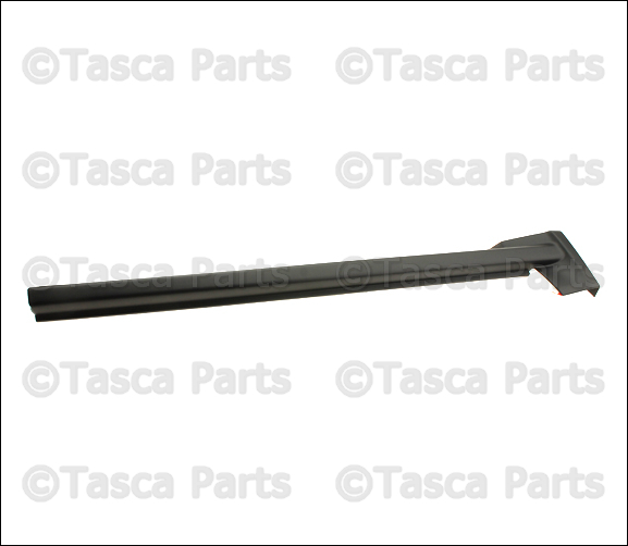 NEW OEM MOPAR LEFT SIDE LH FRONT SILL MOULDING 2011-2014