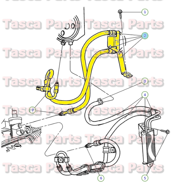 How To Replace 2007 Jeep Liberty Steering Belt