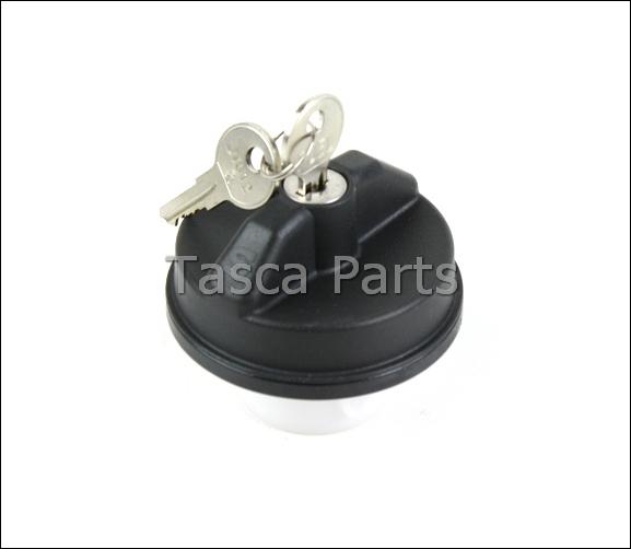OEM-Locking-Fuel-Tapon-2001-2013-Dodge-Chrysler-Jeep-vehiculos-5278655AB miniatura 2