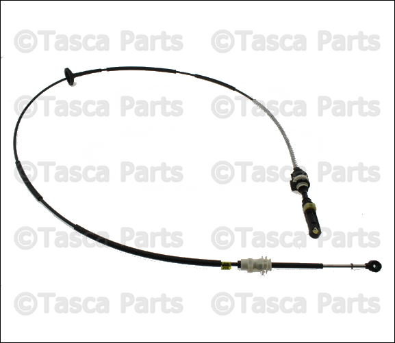 NEW OEM MOPAR 5 SPEED AUTO GEAR SHIFT CONTROL CABLE 2009