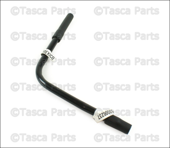 OEM AIR CLEANER TO CRANKCASE VALVE TUBE 1991-1995 JEEP