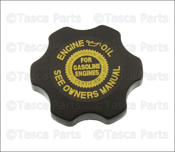 Image Is Loading New Genuine Mopar Oem Engine Oil Filler Cap