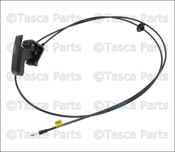 BRAND NEW GENUINE MOPAR OEM HOOD LATCH RELEASE CABLE DODGE
