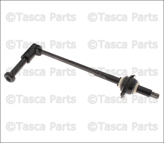 oem mopar lower intermediate steering shaft 2003