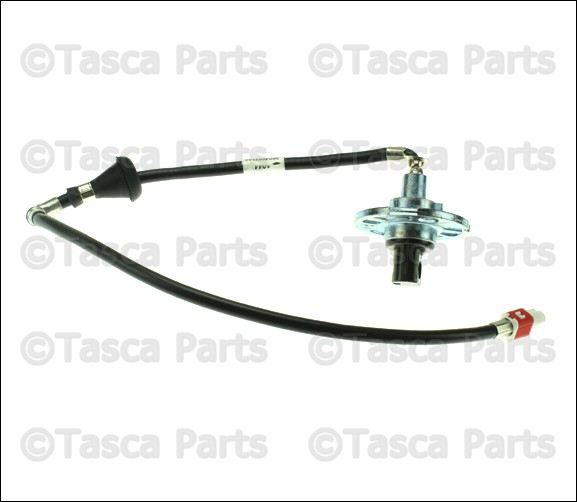 new oem mopar fixed long mast antenna base cable  u0026 bracket