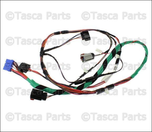 2004 Jeep Wiring Harness : new oem mopar power lift gate door lock wiring harness ~ A.2002-acura-tl-radio.info Haus und Dekorationen