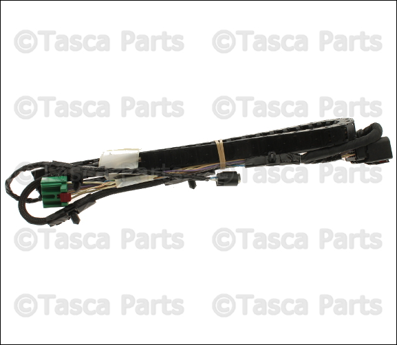 1 new oem mopar rh sliding door track wiring harness grand caravan  at gsmportal.co
