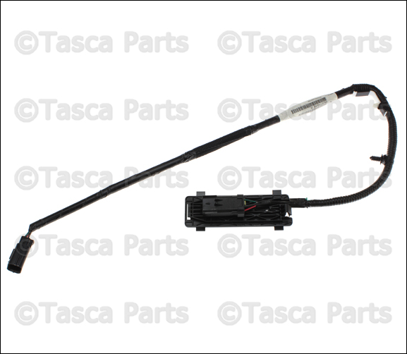 new oem mopar rear view camera jumper wiring harness 2010
