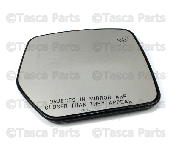 New Oem Mopar Rh Exterior Side View Mirror Glass 2010 2015