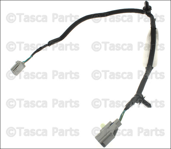 oem instrument panel jumper wiring harness 2011