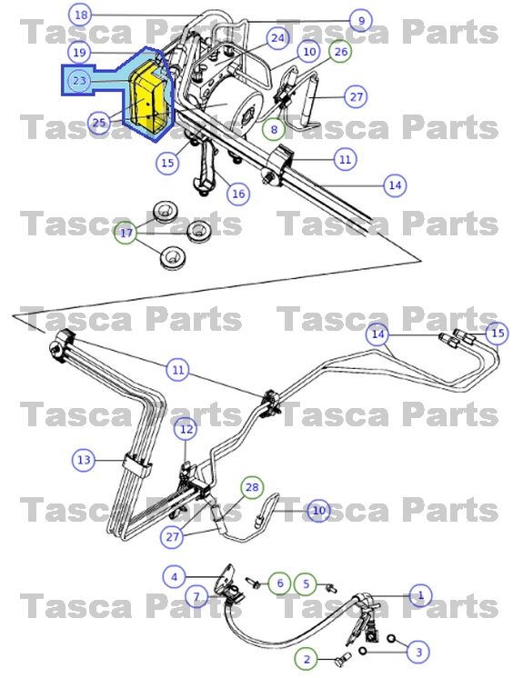 2010 Ram Abs Diagram | Wiring Diagram