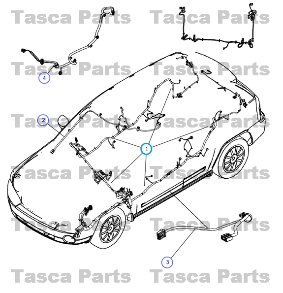 mopar a body wiring harness   27 wiring diagram images