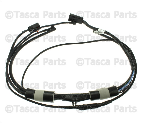 0 oem mopar right side hardtop wiring harness 2011 2013 jeep 2000 jeep wrangler hardtop wiring harness at webbmarketing.co