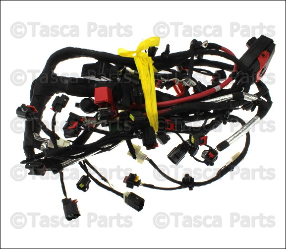 Brand new oem mopar engine wiring harness dodge