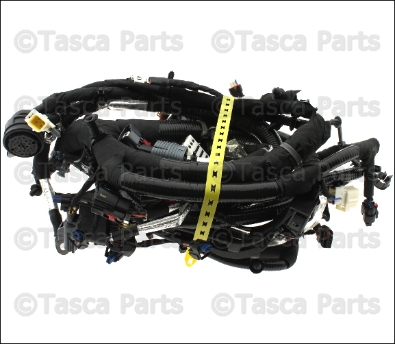 0 new oem mopar engine wiring harness 2014 jeep cherokee 4wd 3 2l 2014 jeep cherokee wiring harness at bayanpartner.co