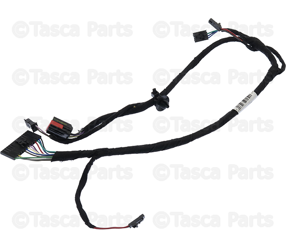 OEM STEERING WHEEL WIRING HARNESS 2012 DODGE CHALLENGER