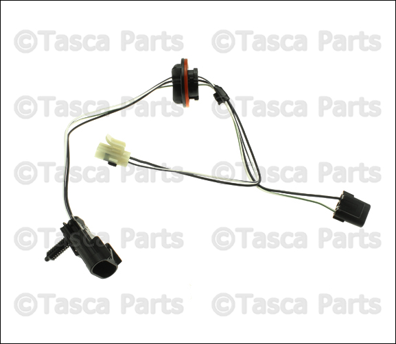 0 new oem mopar headlight wiring harness 2009 2015 dodge ram trucks Motorcycle Headlight Wiring Harness at gsmportal.co