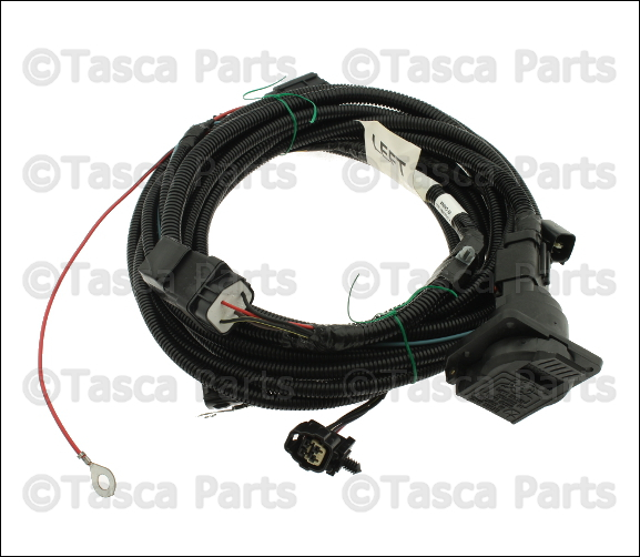 image is loading new-oem-mopar-7-way-trailer-tow-wiring-