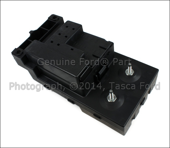 0 new oem under dash fuse box panel w power group 2001 f250 350 Lexus Fuse Panel at cos-gaming.co