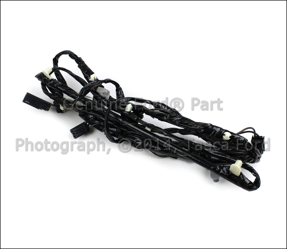 0 new oem roof marker light wiring harness 2001 2007 ford f250 f350 marker light wiring harness at fashall.co